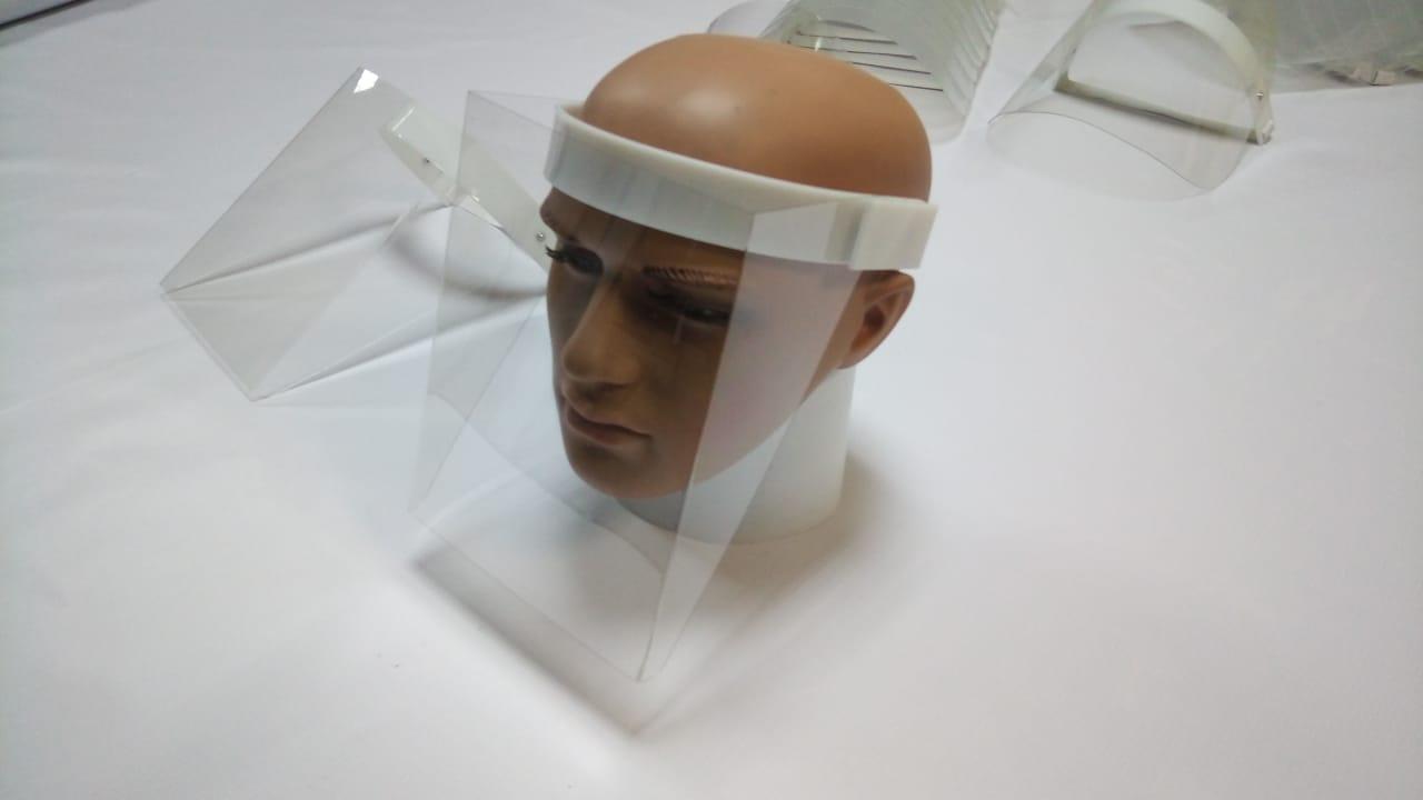 Защитная маска-экран